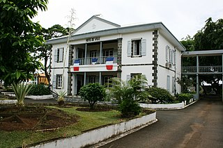 Sainte-Marie, Réunion Commune in Réunion, France