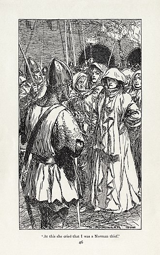 Puck of Pook's Hill - Image: H. R. Millar Rudyard Kipling Puck of Pook's Hill 3