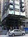 HK 上環 Sheung Wan 士丹頓街 72 Staunton Street 尚賢居 CentrePoint sidewalk carpark Dec-2011.jpg