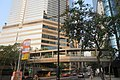 HK 灣仔北 Wan Chai North 港灣道 Harbour Road office building facade March 2019 IX2 footbridge.jpg