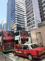 HK WAN CHAI HENNESSY ROAD near Tonnochy Road view W-Square OCTOBER 2020 SS2 heavy traffic taxi n buses.jpg