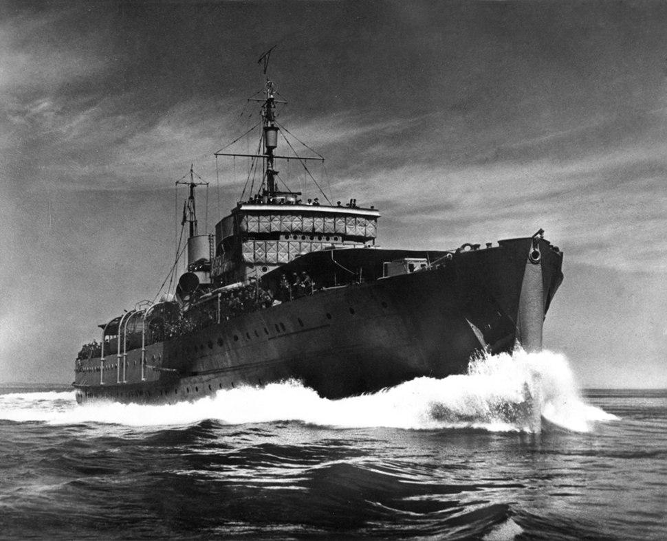 HMCS Prince David 1942