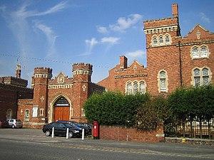 HM Prison Lincoln - Image: HMP Lincoln