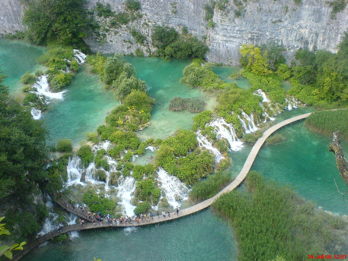 プリトヴィツェ湖群国立公園の画像 p1_23