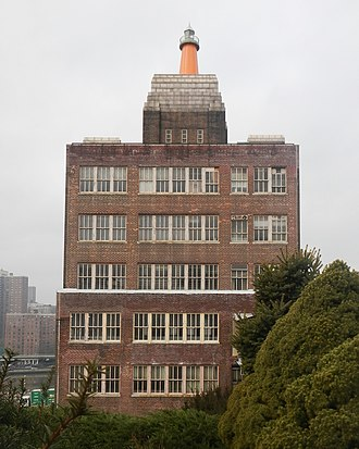 "Highbridge, Bronx - H.W. Wilson Company ""Lighthouse"" Building, Highbridge"