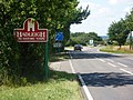 Hadleigh town sign on the A1071 - geograph.org.uk - 1438754.jpg