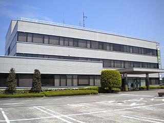 Haga, Tochigi Town in Kantō, Japan