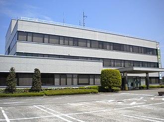 Haga, Tochigi - Haga Town Office