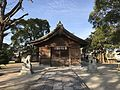Haiden of Enoki Shrine.jpg