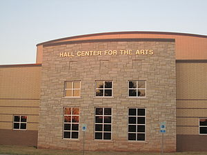 Howard College - Hall Center for the Arts at Howard College