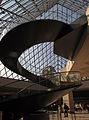 Hall Napoléon, Louvre museum, Paris 31 May 2014.jpg