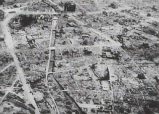 Bombing of Hamamatsu in World War II