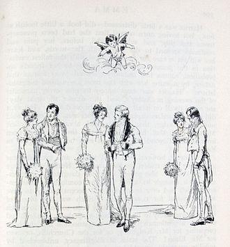 Mariage Dans Les Romans De Jane Austen Wikipedia