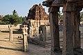 Hampi, India, Inner gopuram leading to the Vishnu Temple, Achyutaraya Temple.jpg