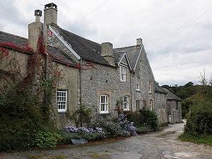 Hams, Chudleigh - Hams Barton in 2009