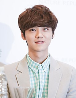 Lu Han Chinese singer and actor
