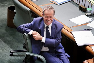 Bill Shorten - Shorten in Parliament in 2016