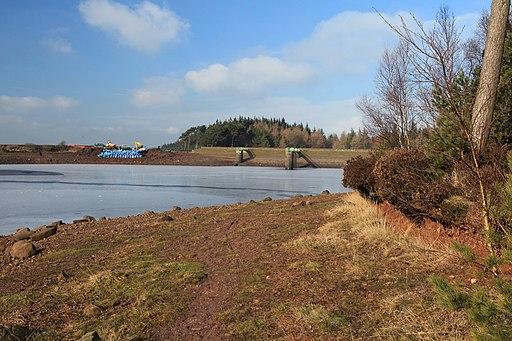 Harlaw Reservoir - geograph.org.uk - 1715272
