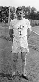 Harold Abrahams British sprinter