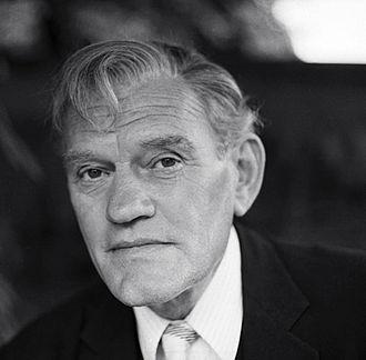 Harry Andrews - Andrews in 1970