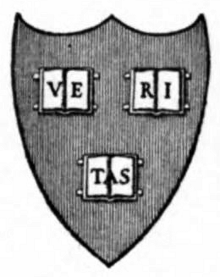 Harvard University Press Logo 1914