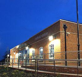 Hatfield Train Station Car Park