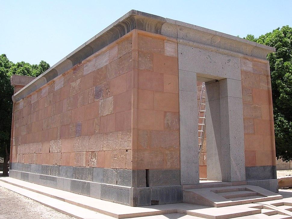 Hatshepsut (red Karnak chapel)
