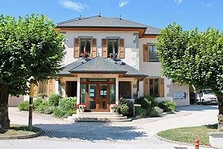 Hauteville-sur-Fier Commune in Auvergne-Rhône-Alpes, France