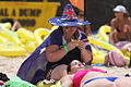 Havaianas Australia Day Thong Challenge (6763906587).jpg