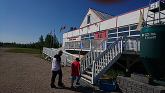 Hay River, Northwest Territories - The Hay River Museum