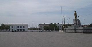 Hazar, Turkmenistan Place in Balkan Province, Turkmenistan