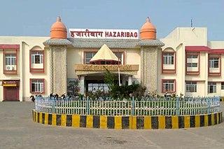 Koderma–Hazaribagh–Barkakana–Ranchi line Railway route in India