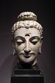 Head of Buddha, Gandhara, Pakistan 2nd century.tiff