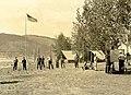 Headquarters of CCC (Civilian Conservation Corps) camp no.3, north end of Jackson Lake, Grand Teton National Park. (ceec16b71b004e4da8bd57c56caefdbf).jpg