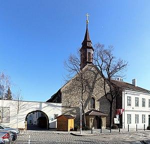 Heiligenstadt St. James's Church - Heiligenstadt St. James's Church