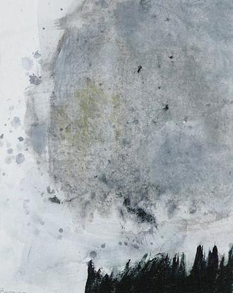 Helen Berman - Grey Sun, 1997