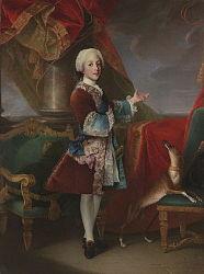 Louis Gabriel Blanchet: Henry Benedict Maria Clement Stuart, Cardinal York
