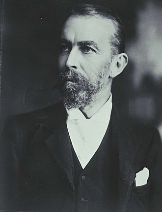 Henry Dobson - Dobson at the 1898 Australasian Federal Convention.