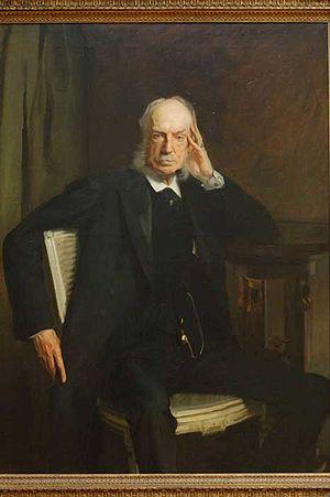 Henry Gurdon Marquand - Henry G. Marquand, John Singer Sargent, 1897
