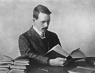 Henry Moseley - Moseley in 1914