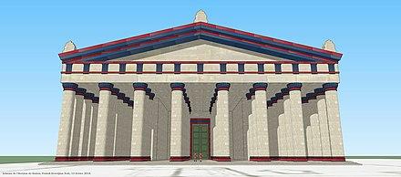 Heraion Of Samos Wikiwand