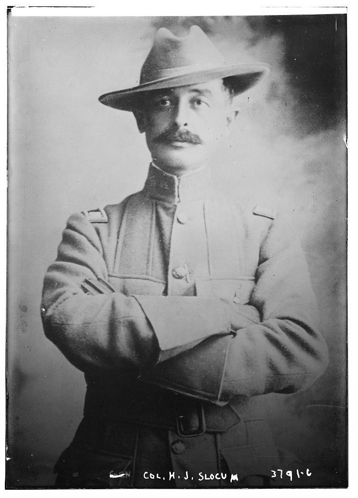 Herbert Jermain Slocum circa 1915
