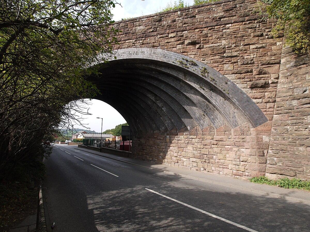 Hereford Road Skew Bridge - Wikipedia