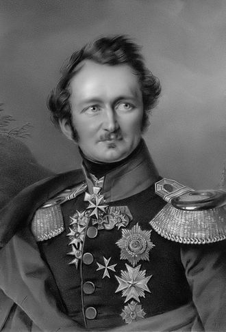 Hermann, Fürst von Pückler-Muskau - Prince Hermann von Pückler-Muskau