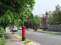 Hermitage Road London SE19