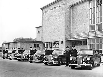 University of Hertfordshire - Hatfield Technical College ca 1952