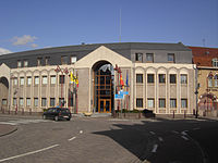 Herzele - Belgium - town hall.jpg