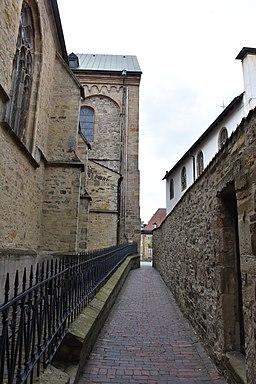 Hexengang in Osnabrück