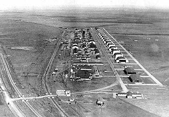 Hicks Field - Hicks Field, Texas, 1918