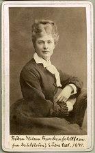 Hilma Frankenfeldt, porträtt - SMV - H3 045.tif